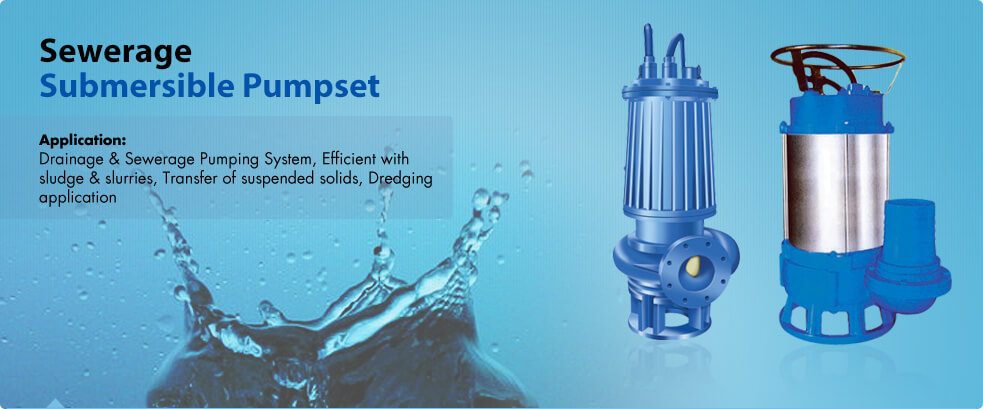 Submersible Pumps Manufacturers In Gujarat Unnati